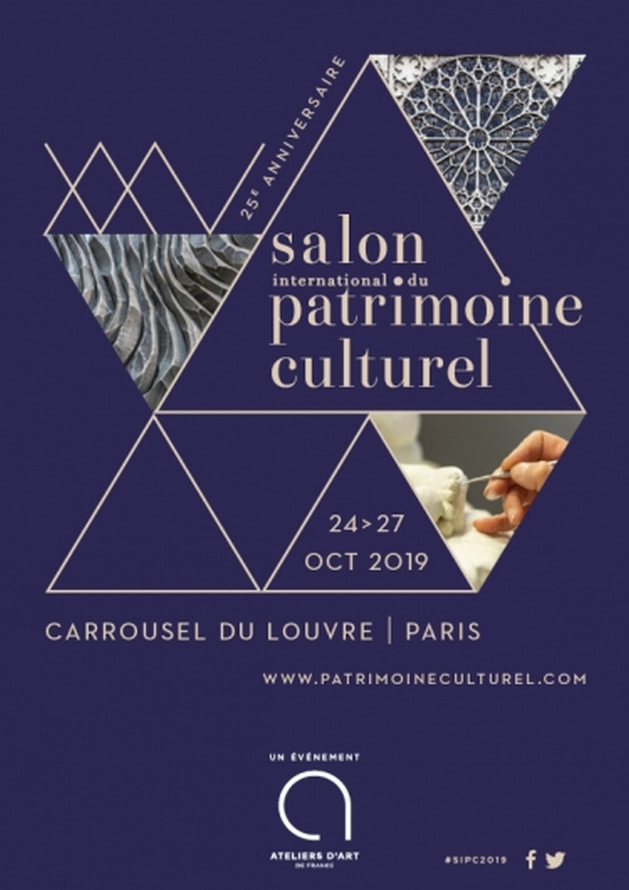 25 ème édition du Salon international du Patrimoine culturel