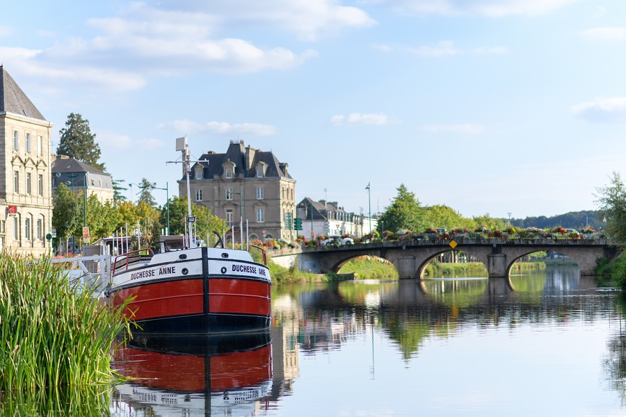 Pontivy au temps de l'Empire