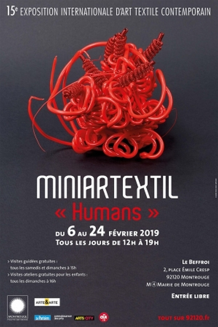 Miniartextil à Montrouge